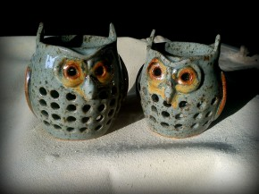 Owl Candle Stands / Diffusers / Lamps / Wall Hangings